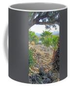 A Desert Landscape Coffee Mug