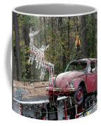A Difference Sleigh  Coffee Mug