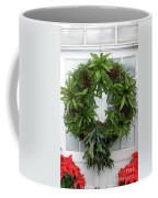 A Different Christmas Wreath Coffee Mug
