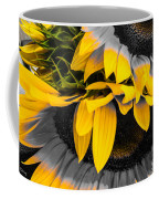 A Different Kind Of Sunflower Coffee Mug