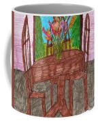 The Leaning Table Coffee Mug