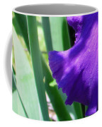 A Dip Of Purple Coffee Mug