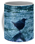 A Dipper On A Rock Coffee Mug