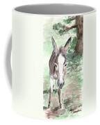 A Donkey Day Coffee Mug