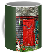 A Door In Maine Coffee Mug