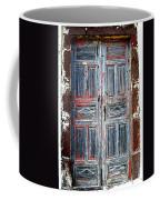 A Door Seldom Open Coffee Mug