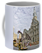 A Dragon In Philly Coffee Mug