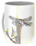 A Dragonfly In My Dreams Coffee Mug