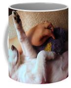 A Dream Of Reaching The Top Coffee Mug
