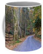 A Drive In The Country Coffee Mug by Paul Ward