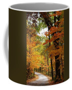A Drive Through The Woods Coffee Mug