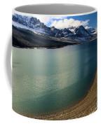 A Dusting On Glacier Coffee Mug