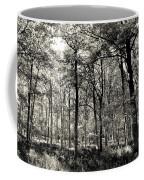 A English Forest Coffee Mug