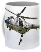 A Eurocopter As332 Super Puma Coffee Mug