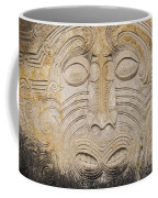 A Face In The Rock Coffee Mug