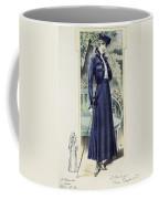 A Fashionable French Lady Coffee Mug