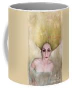 A Female Portrait Coffee Mug