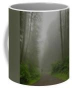 A Few Steps Into The Mist Coffee Mug