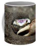 A Fiddler Crab Around Hilton Head Island Coffee Mug