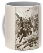 A Fierce Hand-to-hand Fight Ensued Coffee Mug