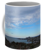 A Fine January Day On The Bay Coffee Mug