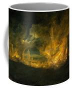 A Fire In The City Coffee Mug