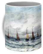 A Fishing Fleet Coffee Mug