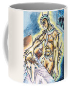 A Fishy Being From Beyond Coffee Mug
