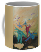 A Flight Of Dragons Coffee Mug