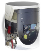 A Flir Camera Mounted On An Eh101 Coffee Mug