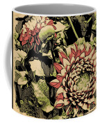 A Floral View Coffee Mug