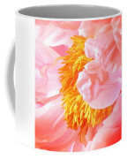 A Flower Effect Coffee Mug