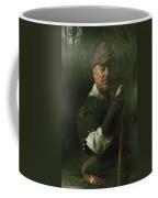 A Foggy Night In Sherwood Coffee Mug