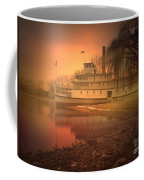 A Foggy Sunrise Coffee Mug