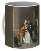 A Fortune Teller At Venice Coffee Mug