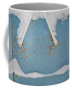 A Frame In The Mountains Coffee Mug