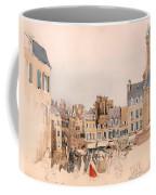A French Market Place Coffee Mug