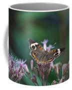 A Friendly Butterfly Smile Coffee Mug