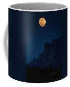 A Full Spring Moon  Coffee Mug
