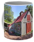 A Garden Barn Coffee Mug