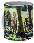 A Gathering Coffee Mug