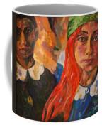 A Girl's View Of War 2 Coffee Mug