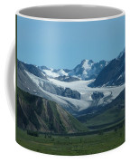 A Glacier Receding Coffee Mug