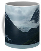 A Glacier Receding - II Coffee Mug