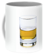 A Glass Of Whisky Or Whiskey Isolated Coffee Mug