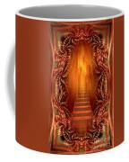 A Glimpse Of Heaven - Soothing Art By Giada Rossi Coffee Mug