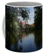 A Glimpse Through The Trees - Bruges Belgium Coffee Mug
