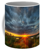 A Glorious Minneapolis Sunset Coffee Mug