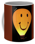 A Glowing Smile Coffee Mug