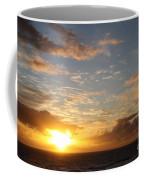 A Golden Sunrise - Singer Island Coffee Mug
